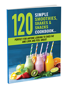 120 Recipes, snacks, shakes