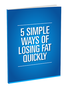 5 Simple Ways of Losing Fat Quickly