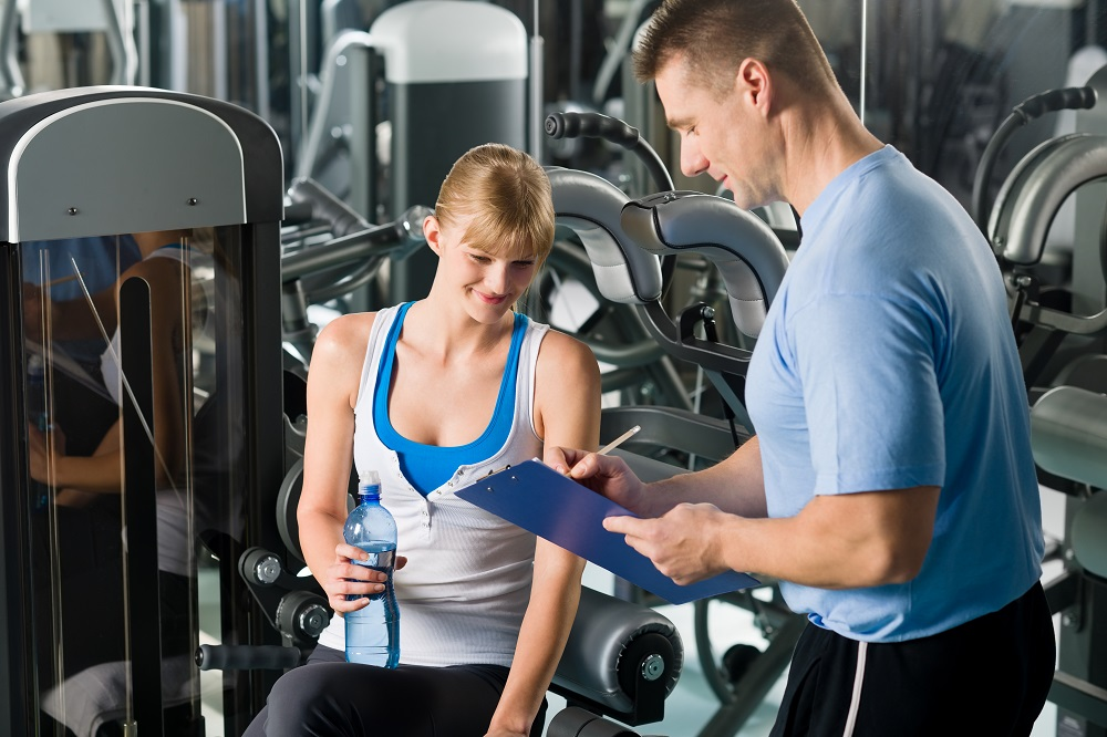 Why Everyone Needs Personal Training - Show them what to do and not to do