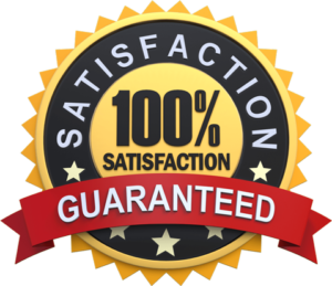 All of our training programs have a 100% money back guarantee.