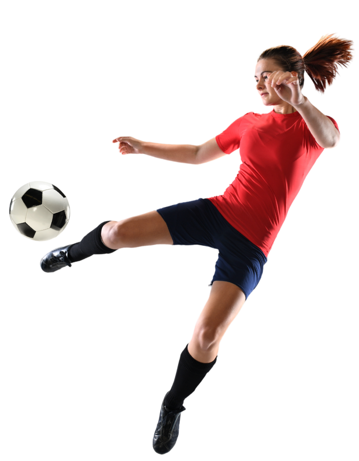 Our goal is to help soccer players elevate their game and optimize their enjoyment of this wildly popular sport