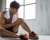 working out safely after an injury can be difficult
