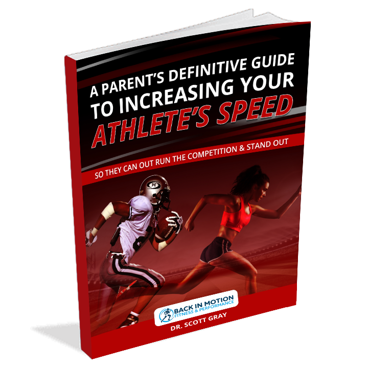 Free Report on Improving Your Athletic Speed