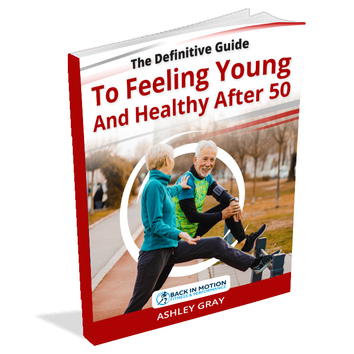 how to feeling young and healthy after the age of 50