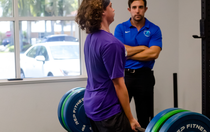 sports performance training for youth athletes